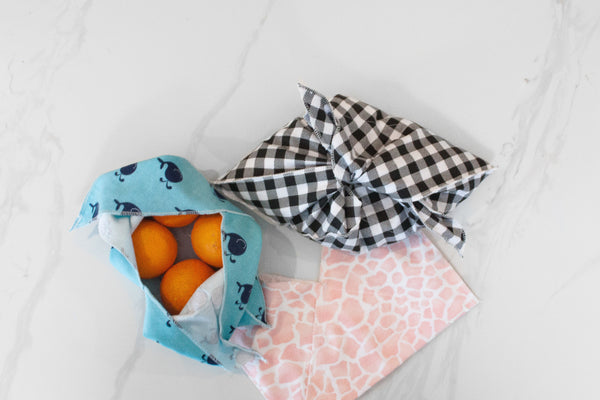 reusable bento bag