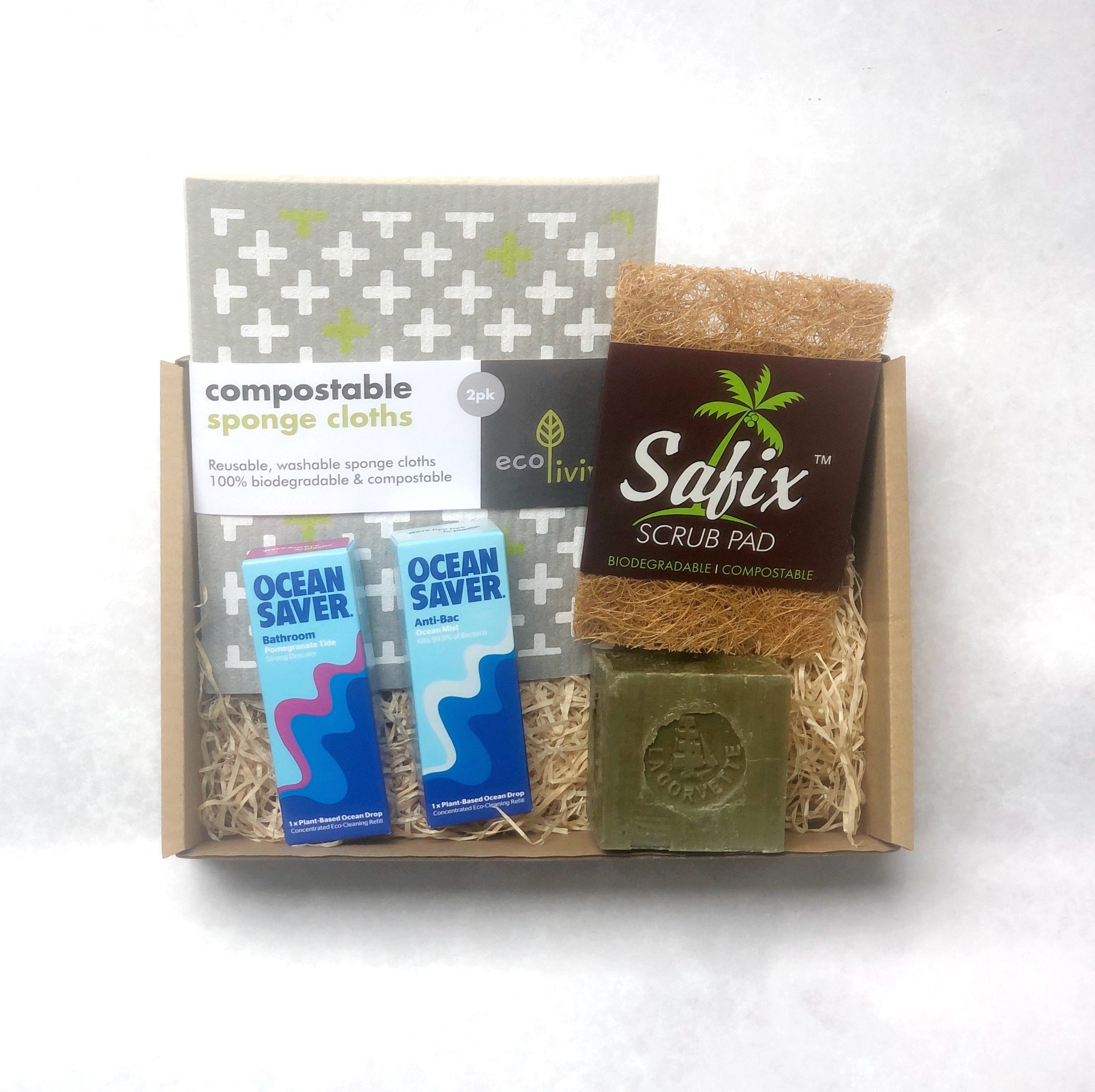 Eco Cleaning Starter Box - Smallkind