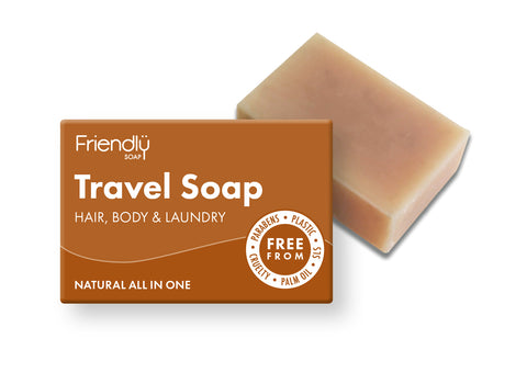 Friendly Soap all in one Travel soap bar