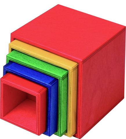 Gluckskafer Stack-n-Cubes - Smallkind
