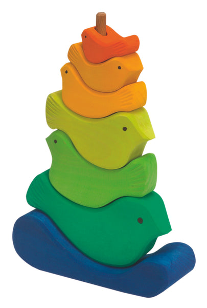 Gluckskafer Bird Stacker - Smallkind