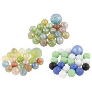 Goki Glass Marbles - Smallkind