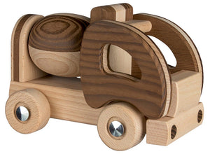 Goki Nature Vehicles - Cement Mixer - Smallkind