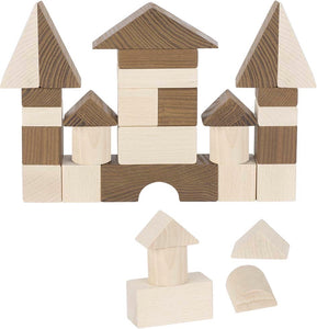 Goki Nature Wooden Building Blocks - Smallkind