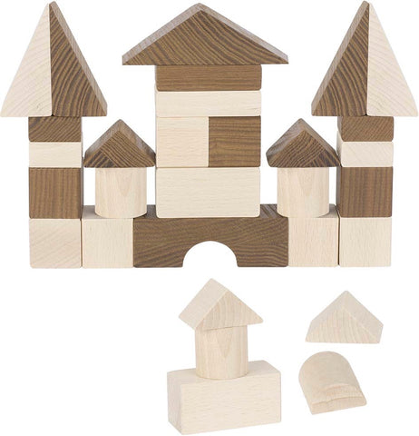 goki nature wooden building blocks