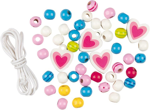 goki susibelle wooden beads set