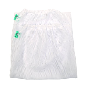 tots bots mesh laundry bag for nappies and wipes