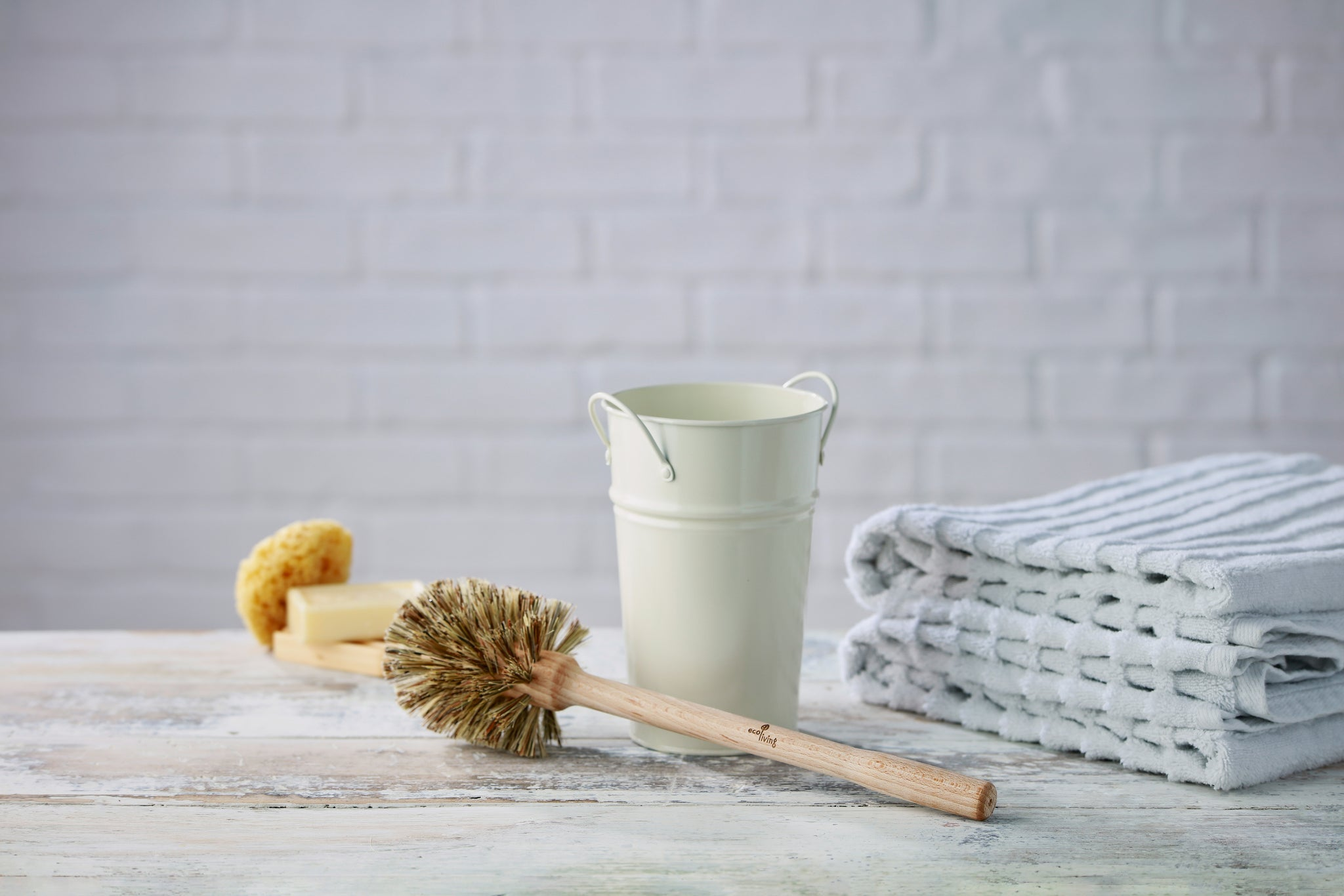 Plastic Free Toilet Brush - Smallkind