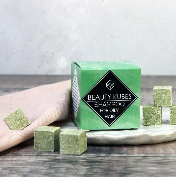 Beauty Kubes Solid Shampoo Cubes - Oily Hair - Smallkind