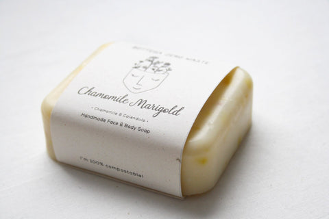 Chamomile Marigold Soap Bar