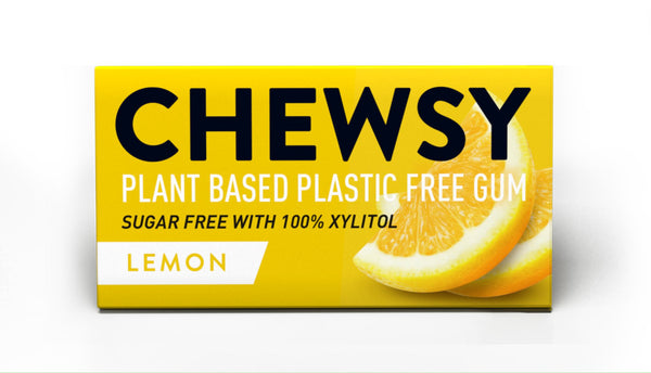 Chewsy Plastic Free Chewing Gum - Smallkind