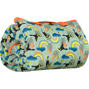 Close Pop-In Play Mat - Toucan