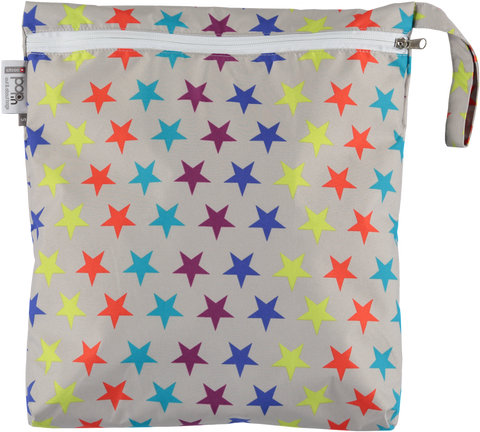 Close Pop-In Wet Bag - Bright Stars - Smallkind