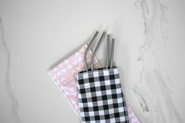 Cutlery + Straw Pouch - Smallkind