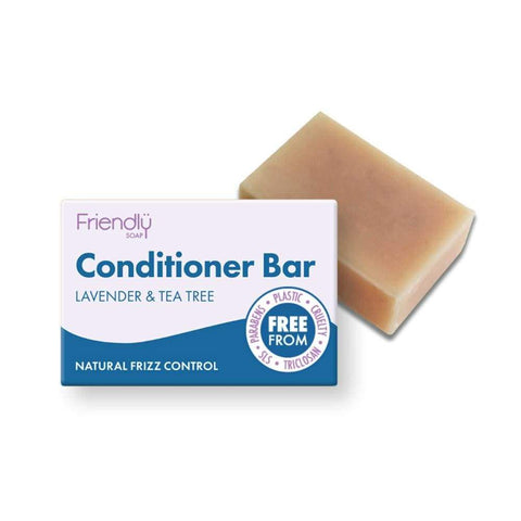 friendly soap conditioner bar