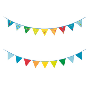 decorate your own bunting - kids craft kit