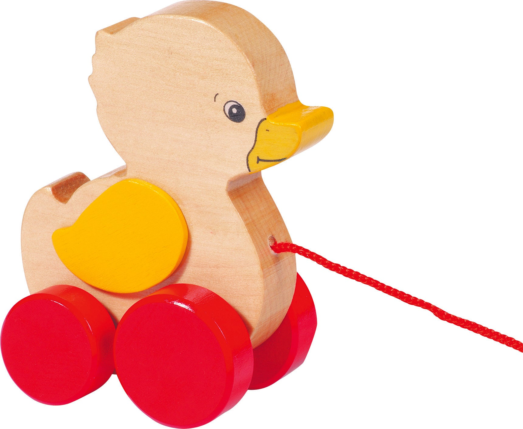 Goki Pull Along Ellah Duck - Smallkind