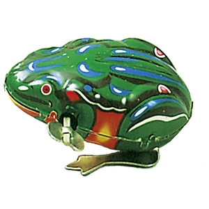 goki wind up jumping frog