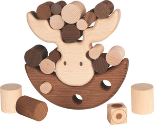 Goki Nature Balancing Moose Game - Smallkind