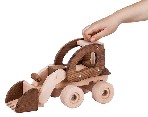 Goki Nature Wheel Loader - Smallkind
