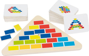 Segment Triangle Puzzle - Smallkind