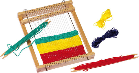 goki childrens weaving loom