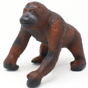 Green Rubber Toys Orangutan - Smallkind