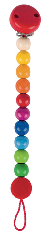 Heimess Rainbow Dummy + Teether Chain - Smallkind