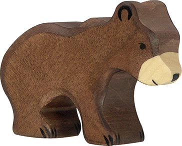 Holztiger Small Brown Bear - Smallkind