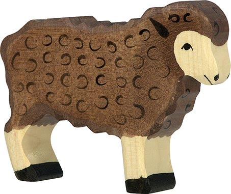 Holztiger Black Standing Sheep - Smallkind