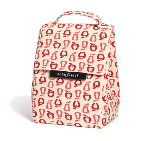 Insulated Lunch Bag - Fruit - Smallkind