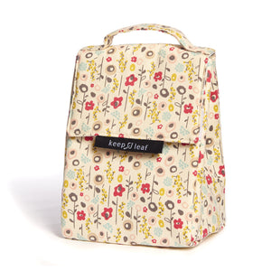 Insulated Lunch Bag - Bloom - Smallkind