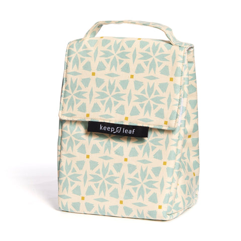 Insulated Lunch Bag - Geo - Smallkind