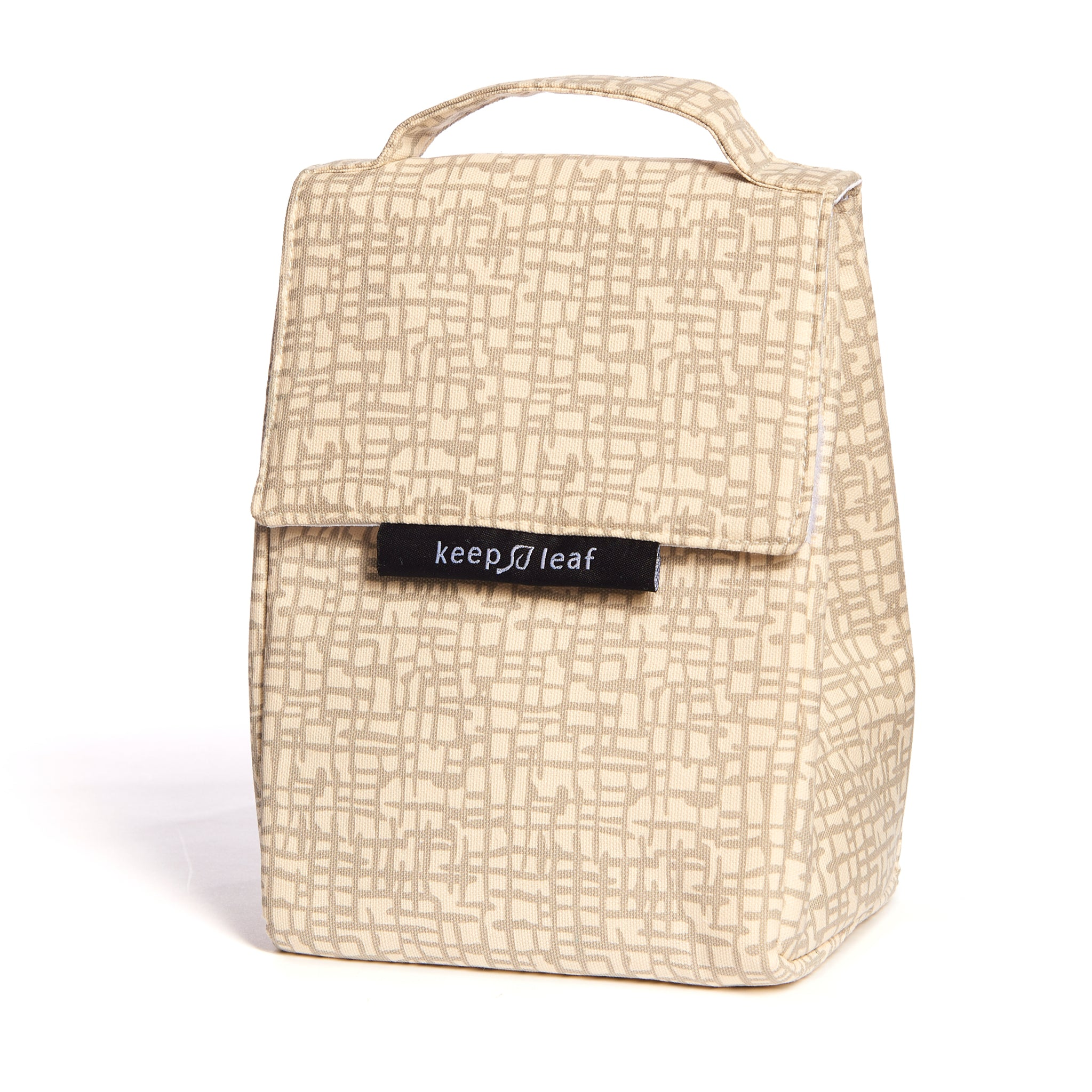 keep leaf Insulated Lunch Bag - Mesh