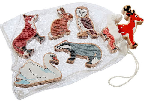 lanka kade countryside animals bag of 6