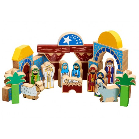 lanka kade nativity christmas building blocks
