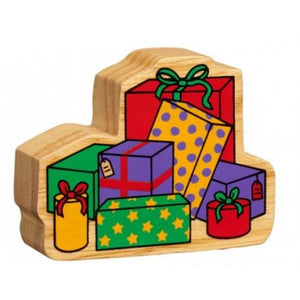 lanka kade natural wood stack of presents