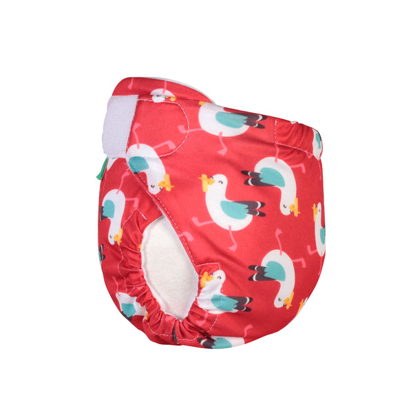 Tots Bots Swim Nappy - Mine - Smallkind