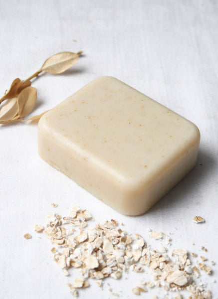 Oat Milk Bath Soap Bar - Smallkind
