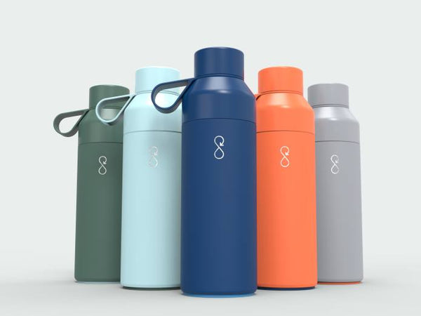 Ocean Bottle Insulated Bottle 500ml - Sun - Smallkind
