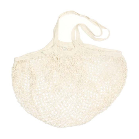 Organic Cotton Shopping Bag - Zero Waste Net shopping bag