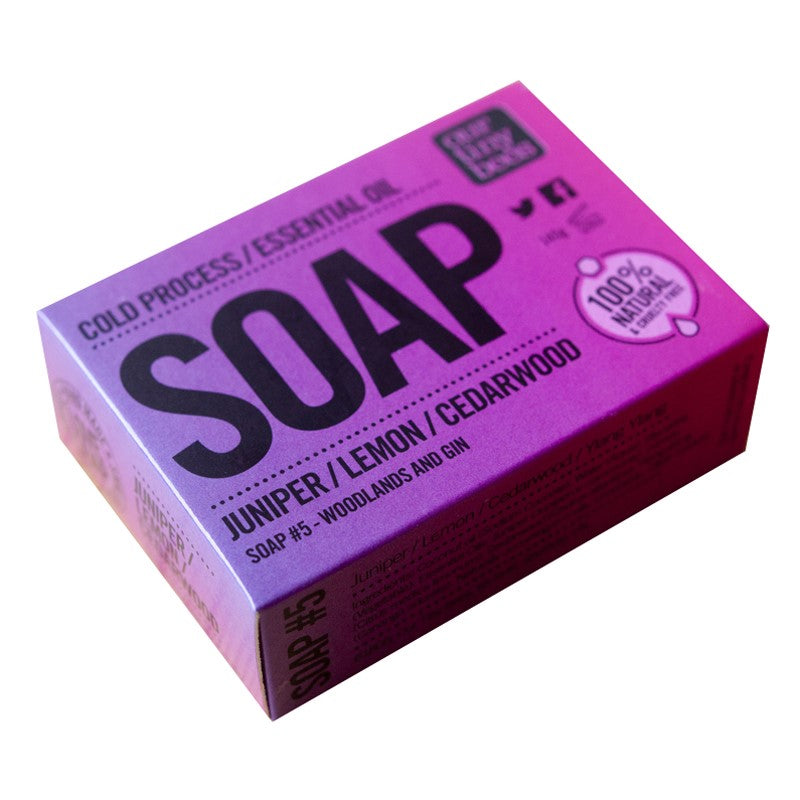 Juniper Anti Viral Soap - Smallkind