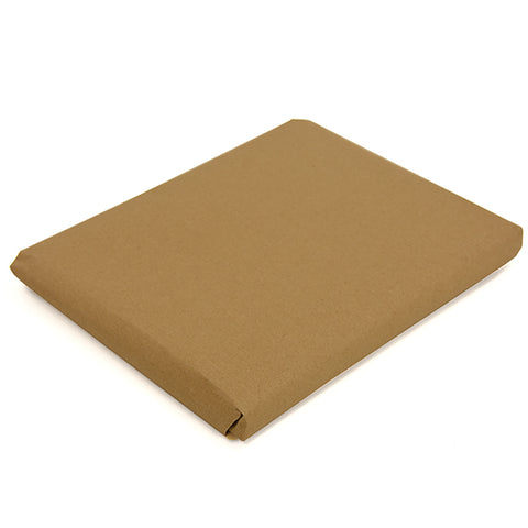 eco kraft brown wrapping paper