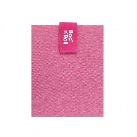Boc'n'Roll pink reusable sandwich wrap