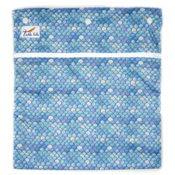 Tickle Tots 2's Nappy - Scales - Smallkind