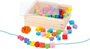 Small Foot Creative Threads Beading Set for kids jewellery making