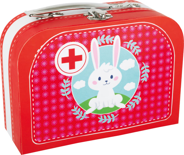 Small Foot Vets Case with rabbit design