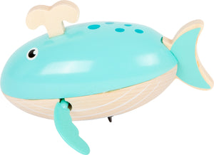 Wind Up Whale Bath Toy