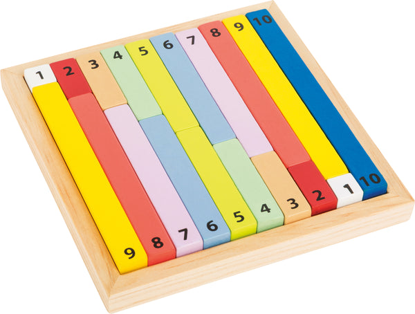 Small Foot Wooden Colourful Counting Sticks