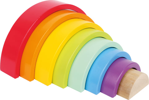 Small Foot Rainbow Building Blocks - Large